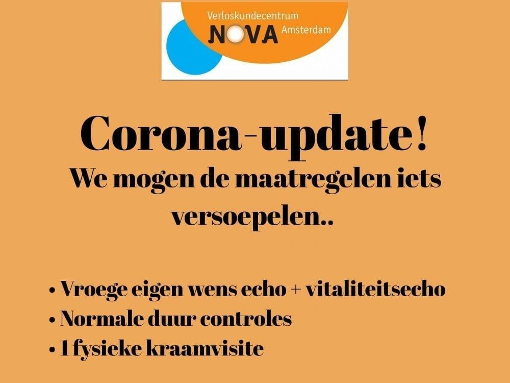 Corona update blog